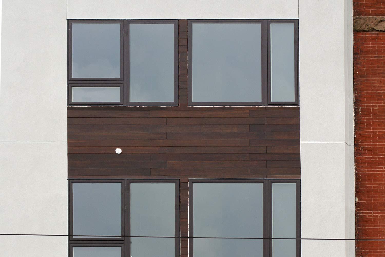 dassoXTR Fused Bamboo® RainClad Siding