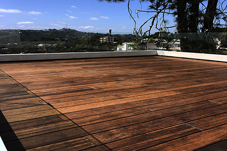 dassoXTR decking Classic Espresso is manufactured using the patented Fused Bamboo® process
